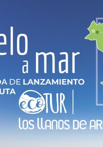 """Jornada de lanzamiento de la ruta ECO-TUR """"De Cielo a Mar"""""""